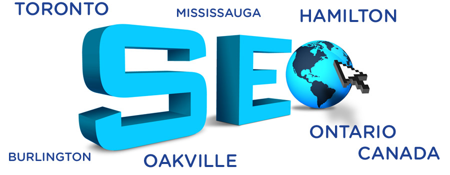 SEO Image for Toronto and Oakville
